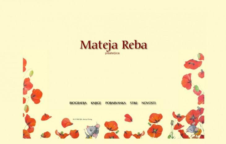 Writer – Mateja Reba