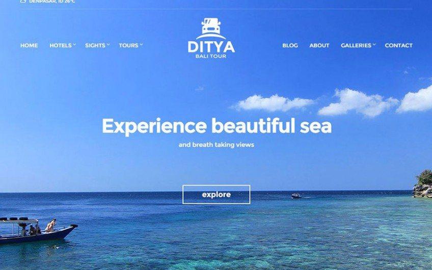 Ditya Bali tour