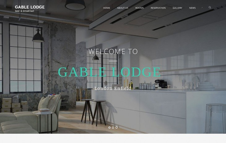 Gable Lodge London