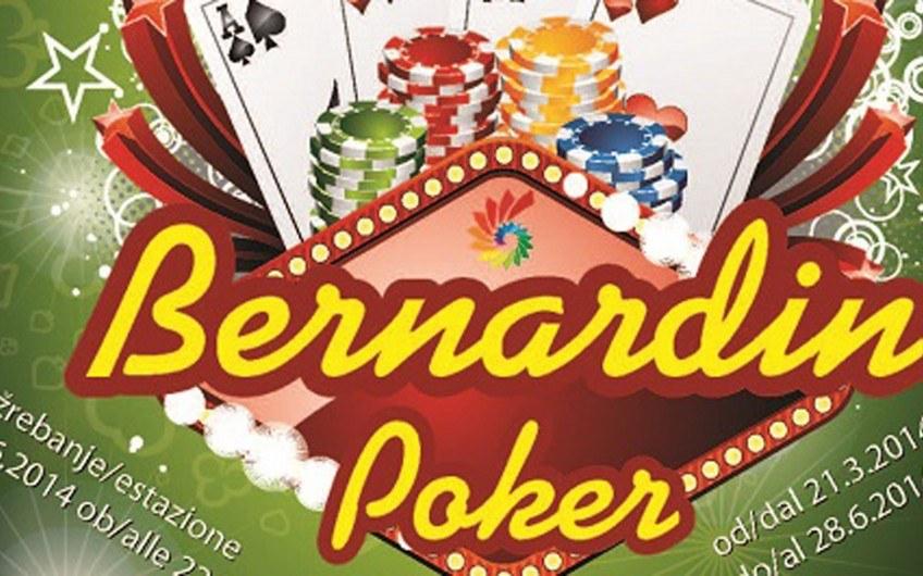 Bernardin poker back
