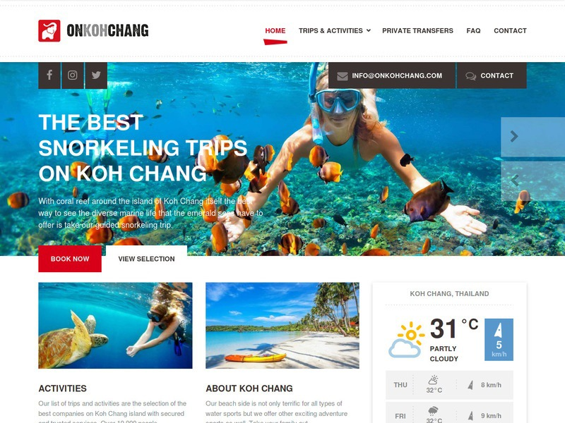 Koh Chang Activities
